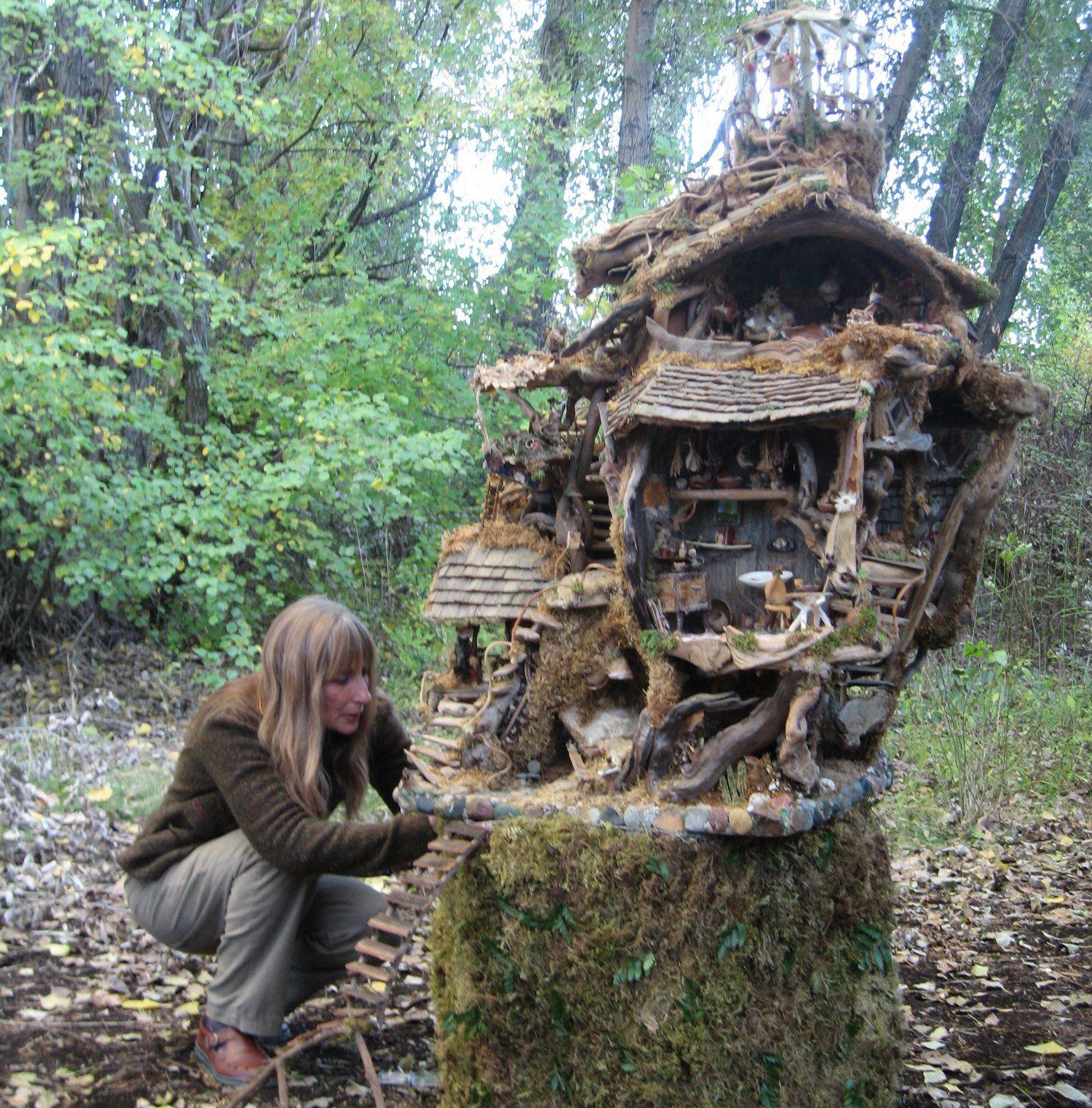 The Enchanted Treehouse Movie Fairy Houses Fairy