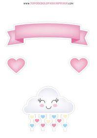 topo nuvem de amor