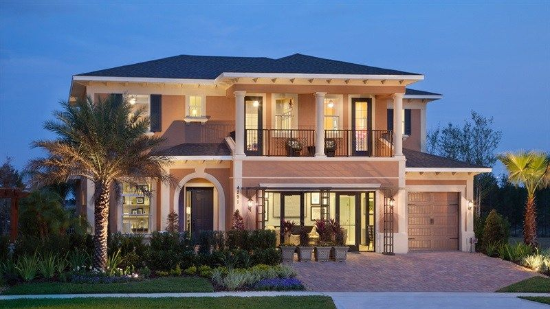 Hunter S Run Standard Pacific Homes Clermont Florida Newhomeguide
