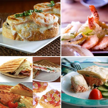 7 cenas ligeras y r pidas food recetas and dinners
