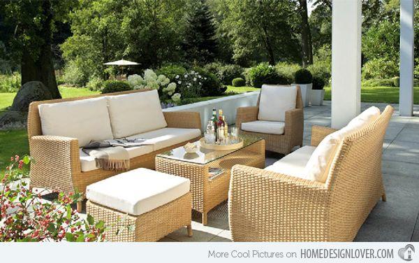 Garpa Garden Furniture: Comfortable Outdoor Living