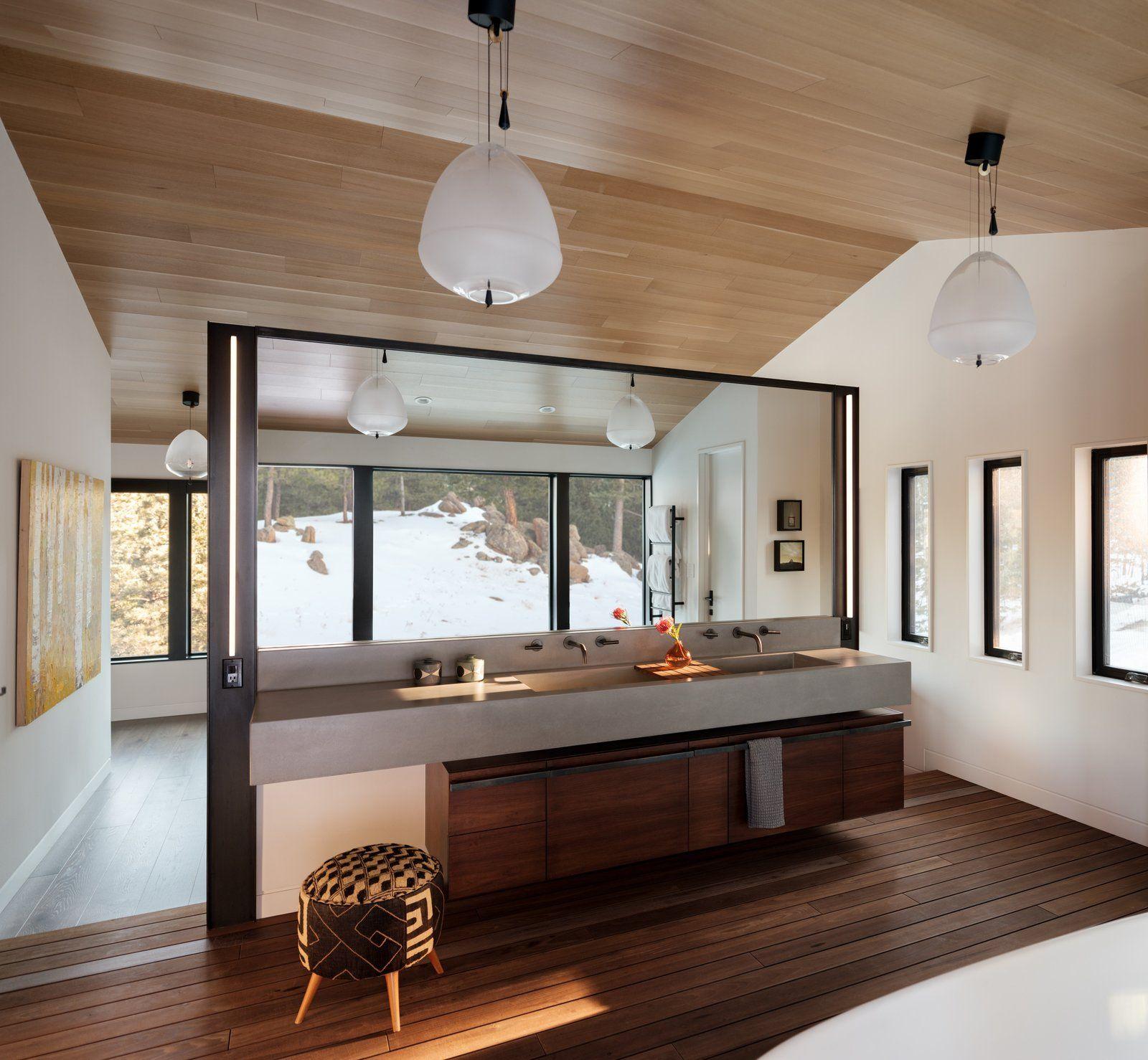 Modern Cabin By Hmhai Interior
