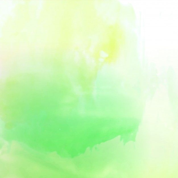 Download Abstract Bright Green Watercolor Background For Free In