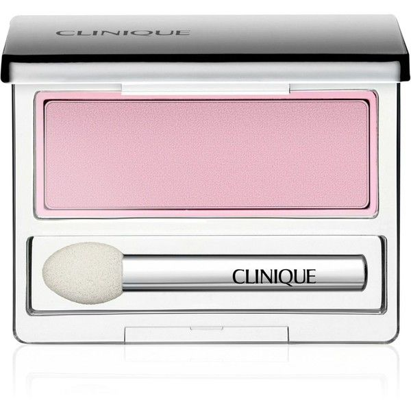 Clinique All About Shadow Single ($16) found on Polyvore featuring beauty products, makeup, eye makeup, eyeshadow, bubble bath, clinique eye shadow, clinique, clinique eyeshadow and clinique eye makeup
