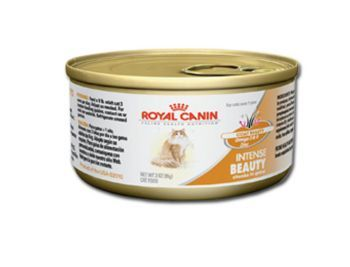 Royal Canin Intense Beauty Wet Cat Food Case