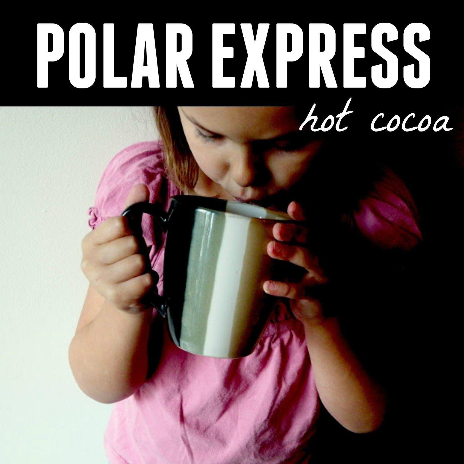 Polar Express Hot Cocoa