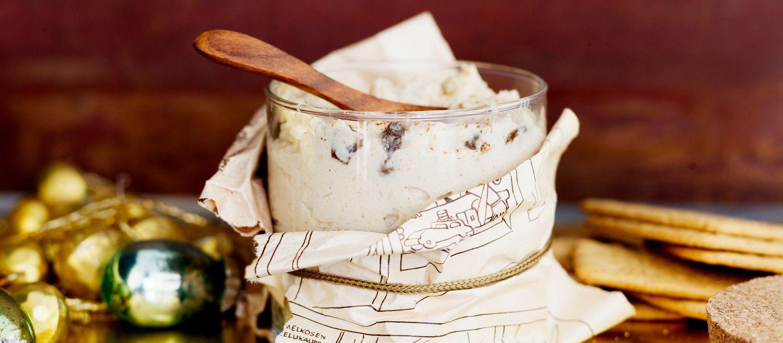 Rusina-maapähkinävoi | K-Ruoka #joulu