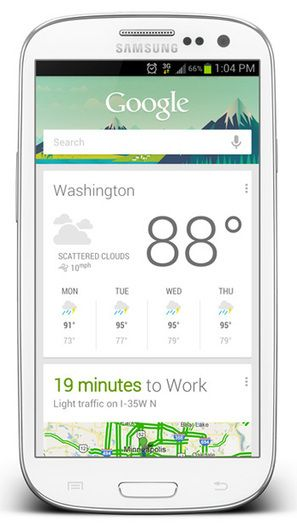 How To Replace S Voice With Google Now On Samsung Galaxy