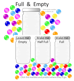 fun powerpoint to teach full empty school and learning