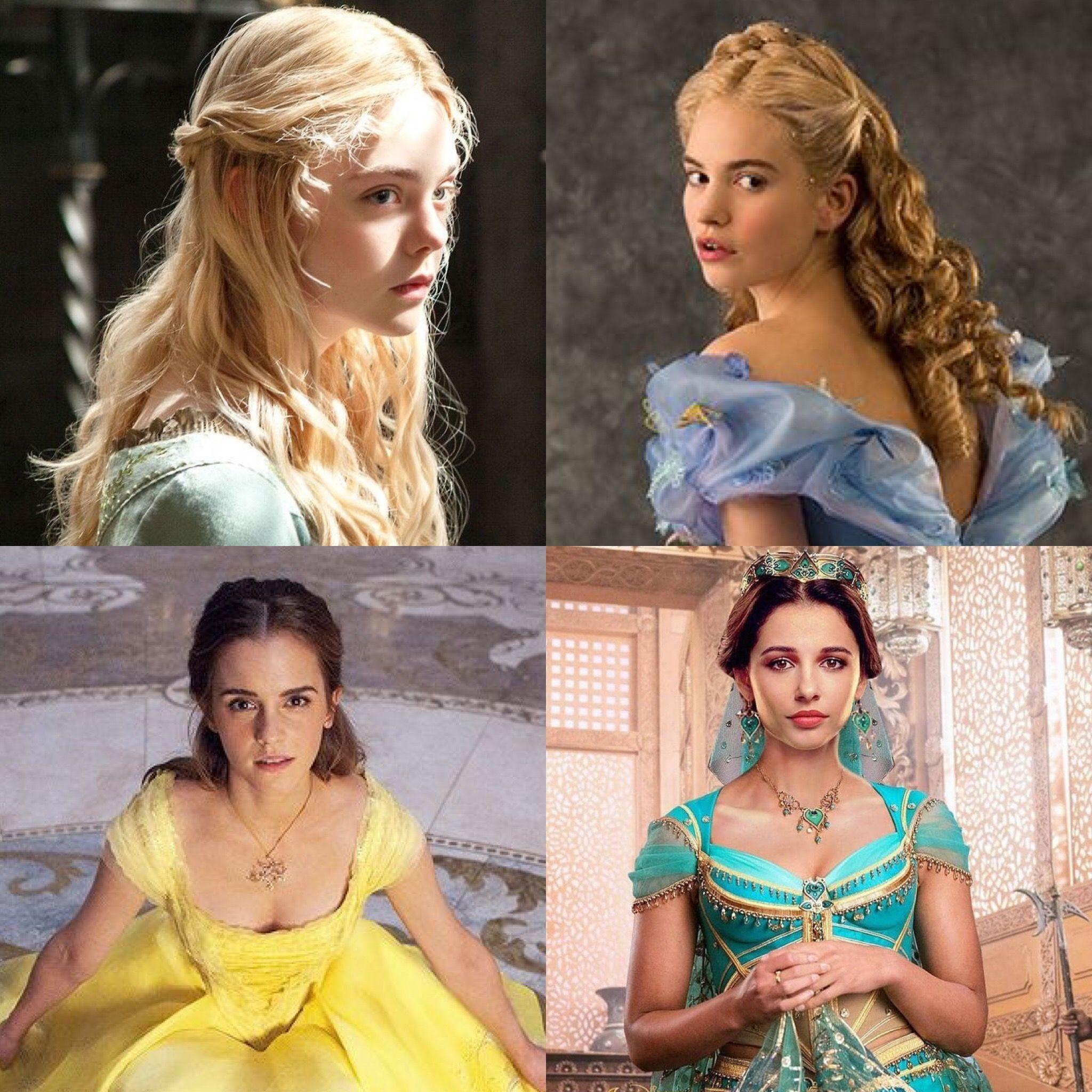 Live Action Princesses | Disney princesses and princes ...