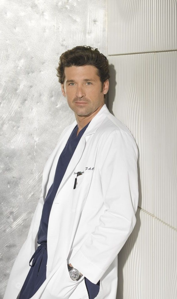 Why Dont All Doctors Look Like This Just Smile Patrick