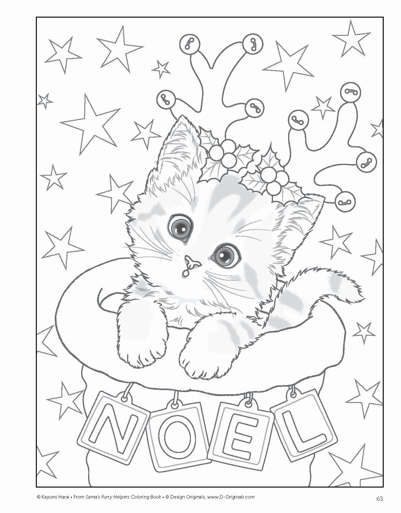 Christmas Kitty Coloring Pages Awesome Pin By Lynn Courtois On Embroidery Kitty Coloring Disney Coloring Pages Christmas Coloring Sheets