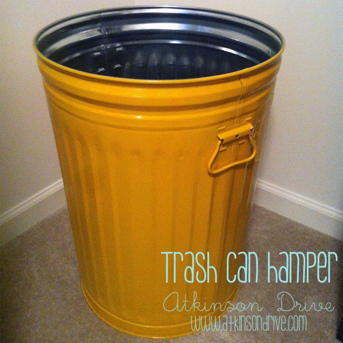 Trash Can Hamper Trash Can Trash Canning