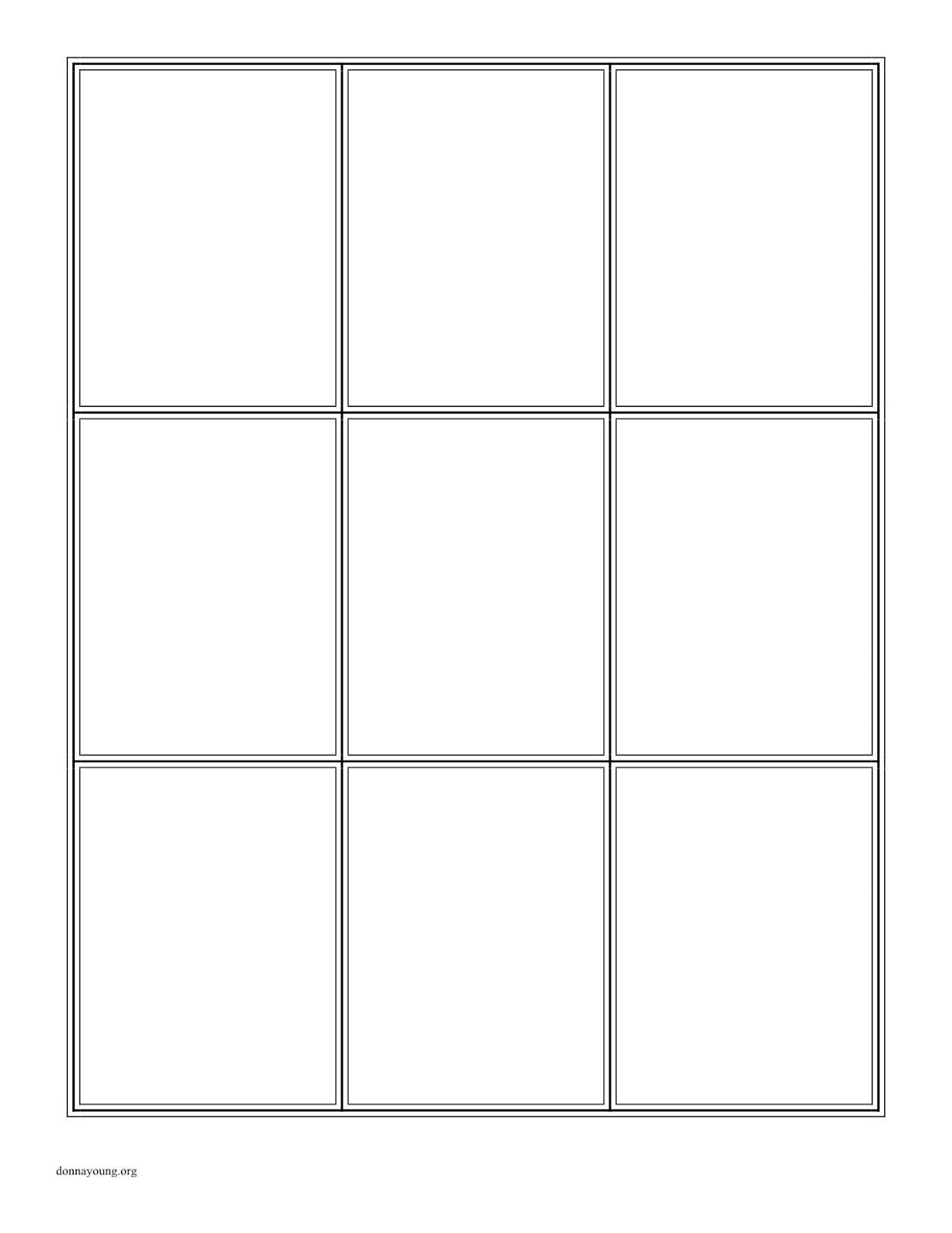 005 Free Trading Card Template Maker Ideas Board Game Blank With