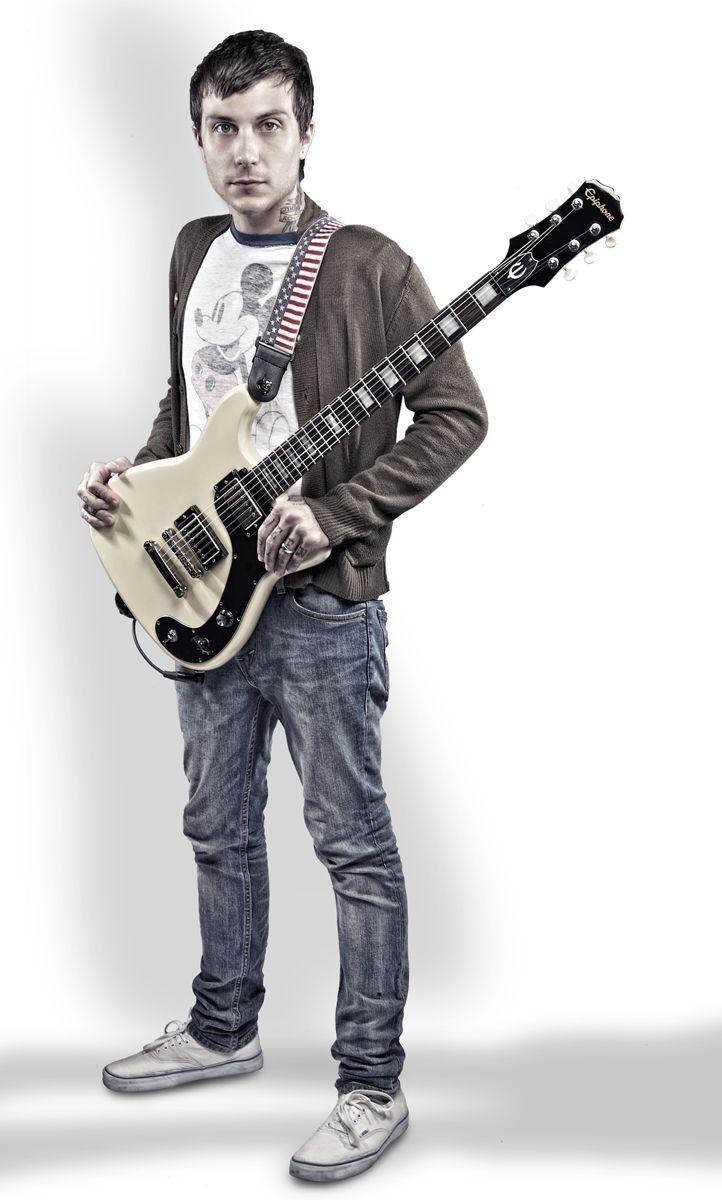 Frank Iero, My Chemical Romance