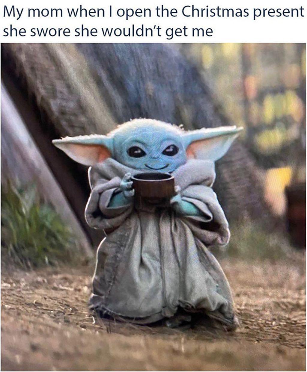 My Mom When Yoda Wallpaper Yoda Images Star Wars Baby