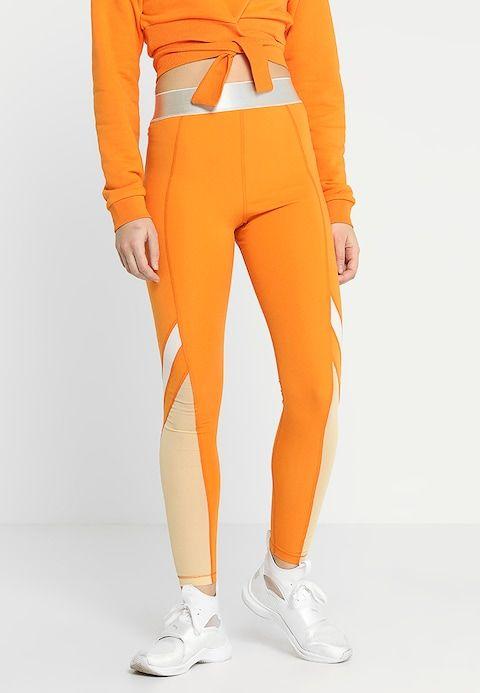 1cc043478c2078 LEGGINGS - Leggings - russet orange @ Zalando.co.uk 🛒 in 2019 ...