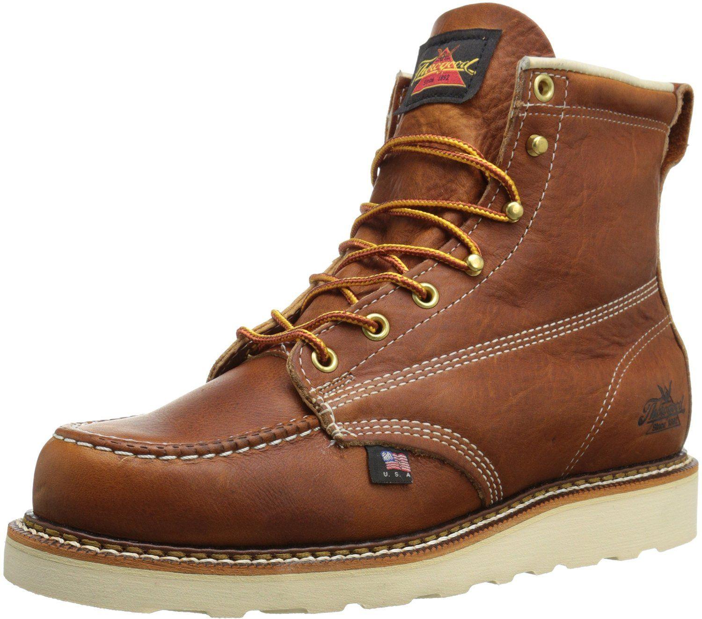 6b8739dfc65 Thorogood Men's 814-4200 American Heritage 6