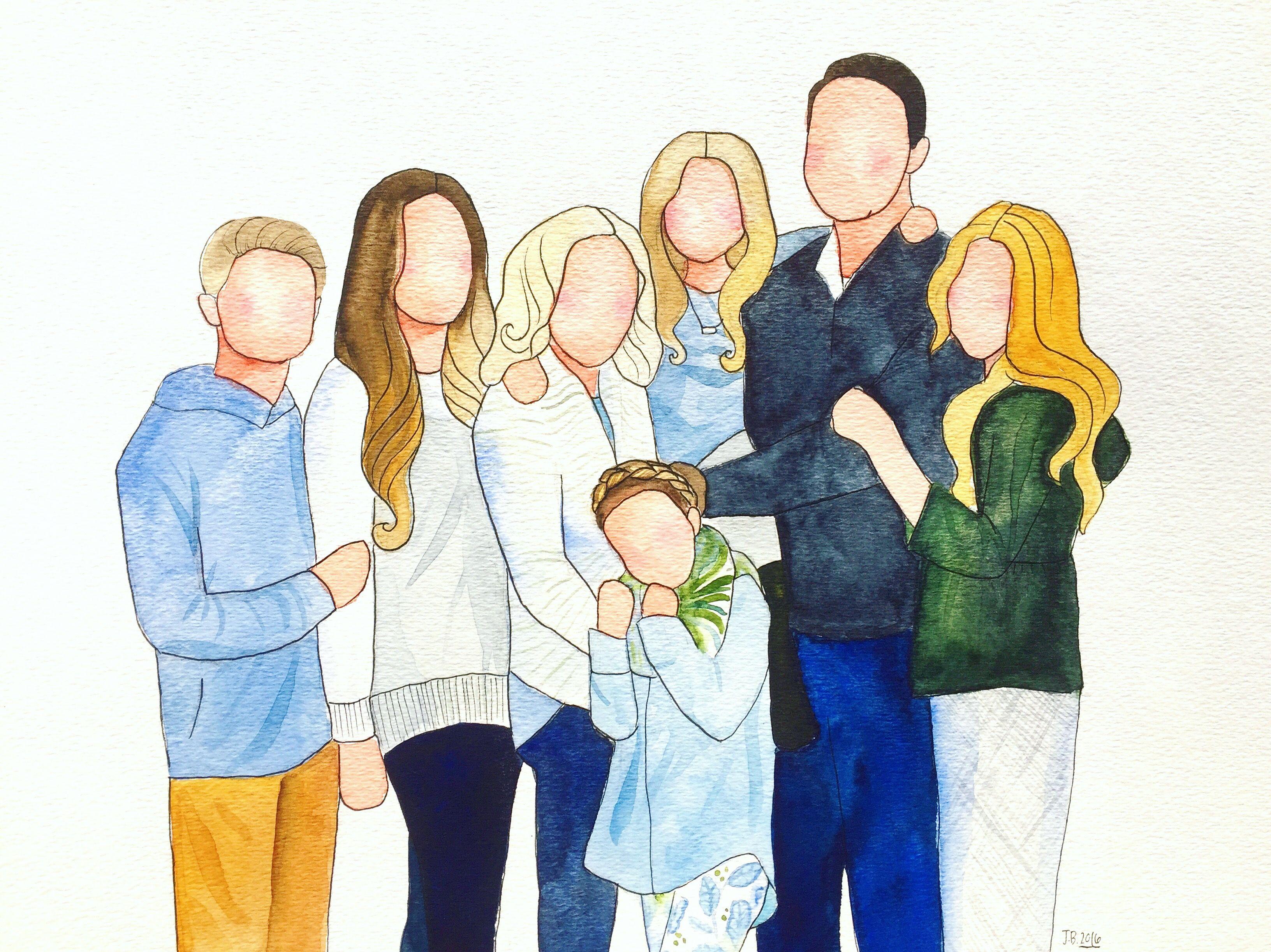 рисунок своей семьи картинки категории бодибилдингу раздела