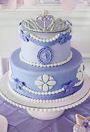 Image result for birthday cake princess sofia theme