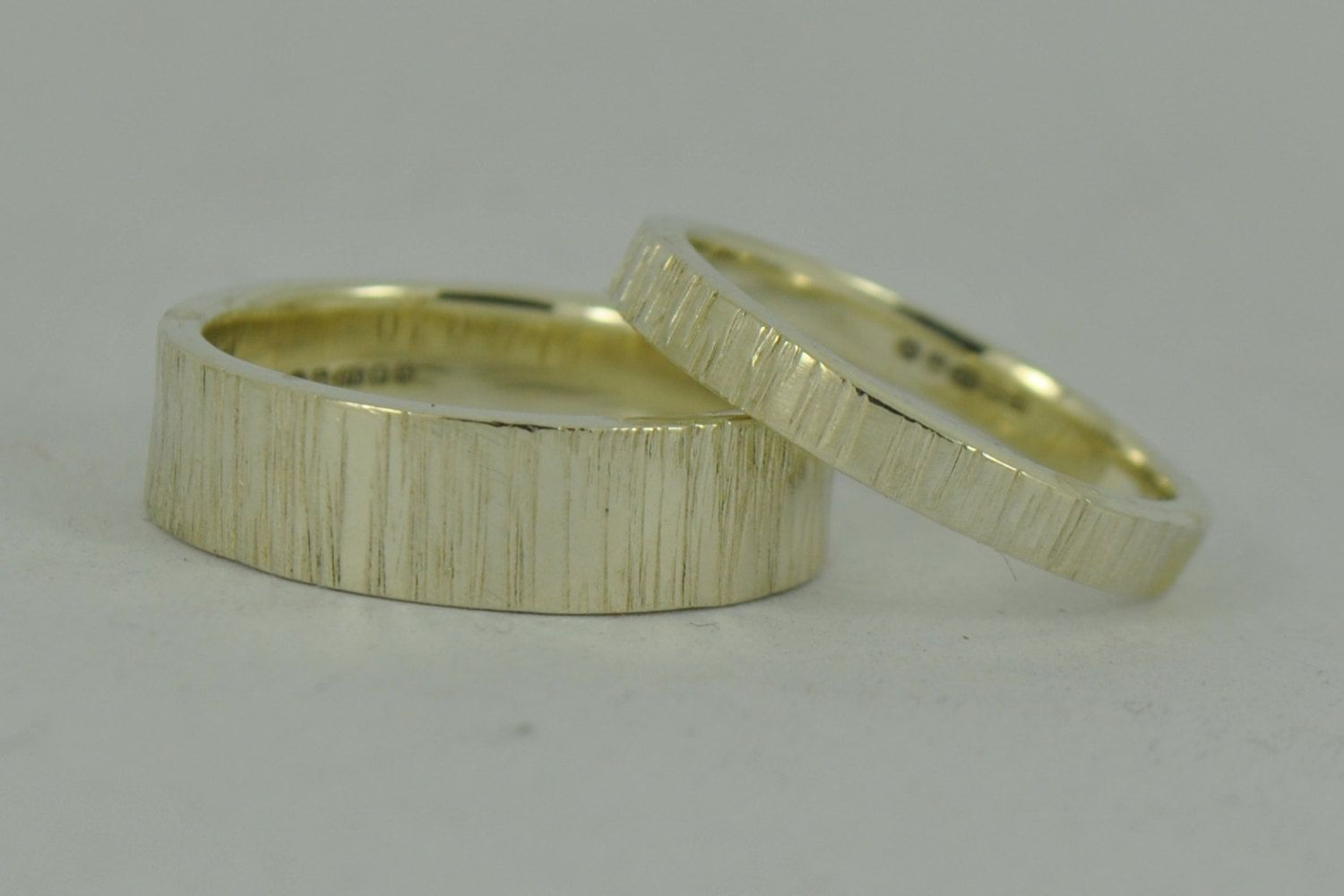Bark Effect Wedding Ring Pinterest Barking FC Alternative and