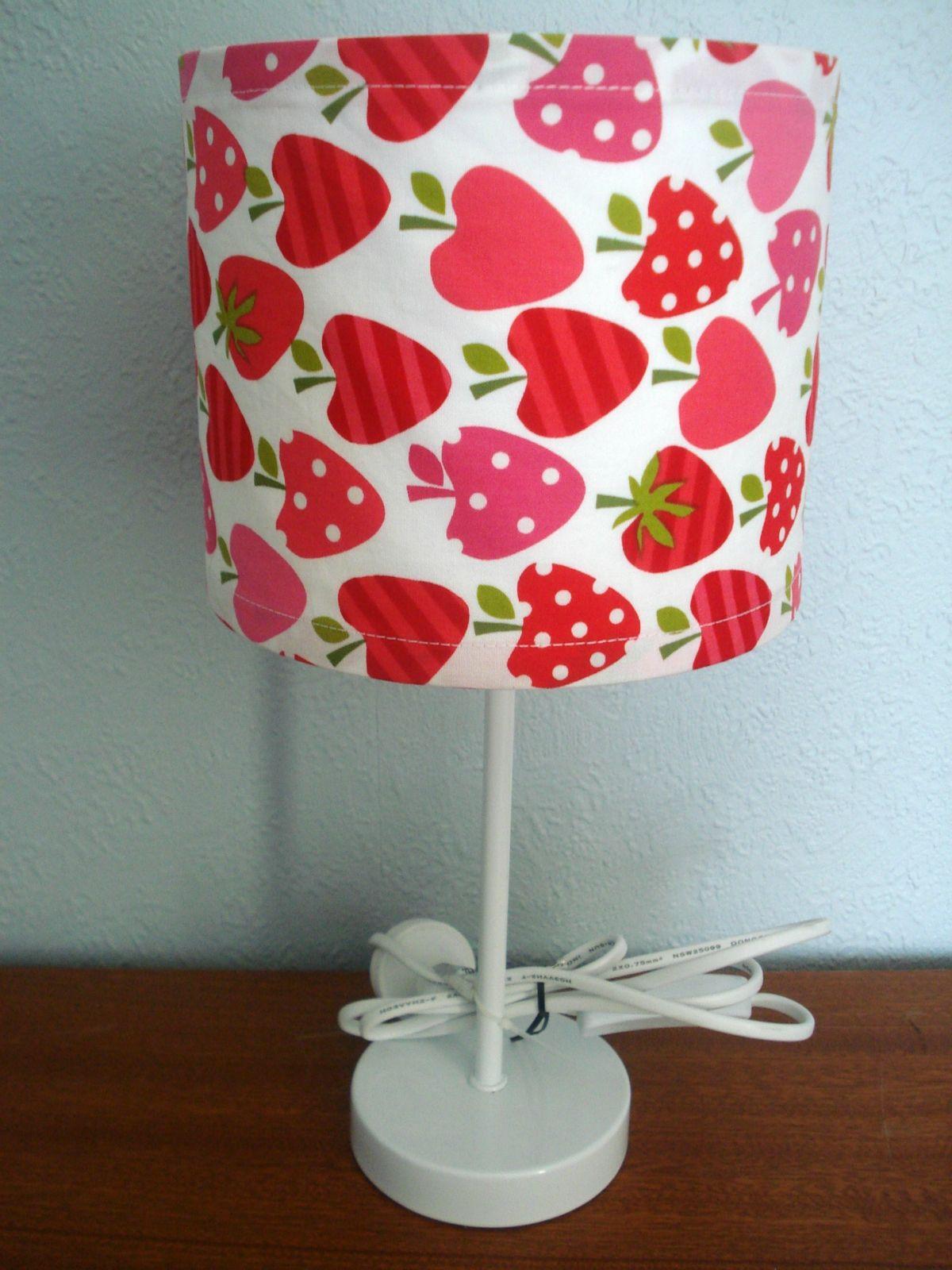 Strawberry Table Lamp Nzd 28 00 Strawberries Pinterest