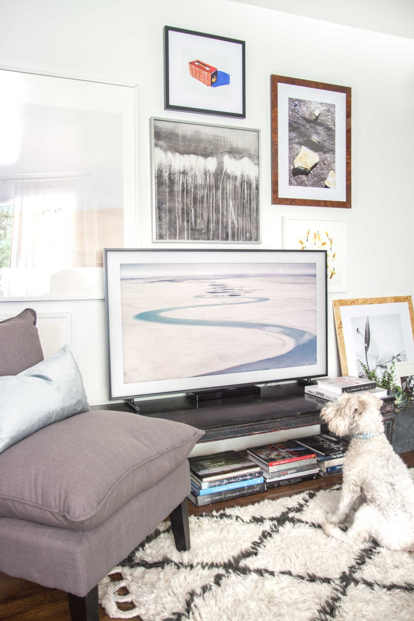 The Frame: A TV for the Living Room | For my house, maybe | Pinterest
