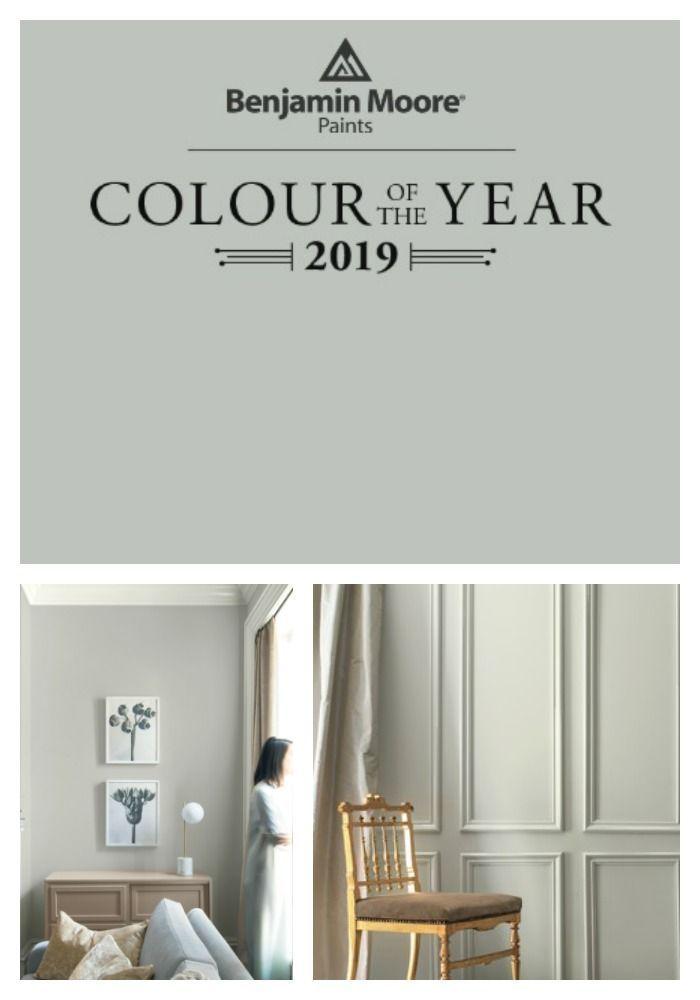 benjamin moore 2019 farbe des jahres wandfarbe farbt ne farben farbe des jahres und