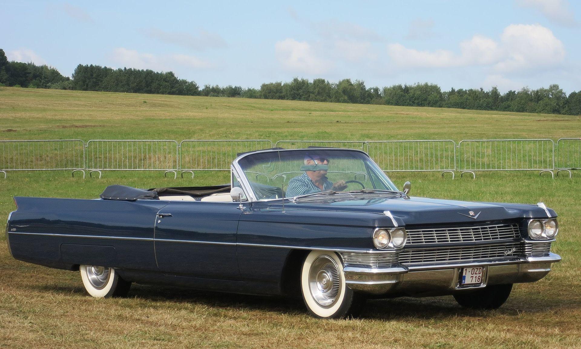 1964 Cadillac DeVille convertible | Cadillac | Pinterest | Cadillac