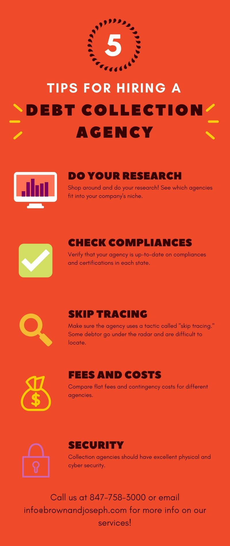 5 Tips For Hiring A Debt Collection Agency