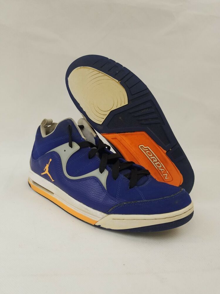 online retailer ffc9a a69c1 Nike Jordan Flight TR 97 Mid Basketball Men s Shoes Size 10.5 574417-409  blue  Nike  BasketballShoes