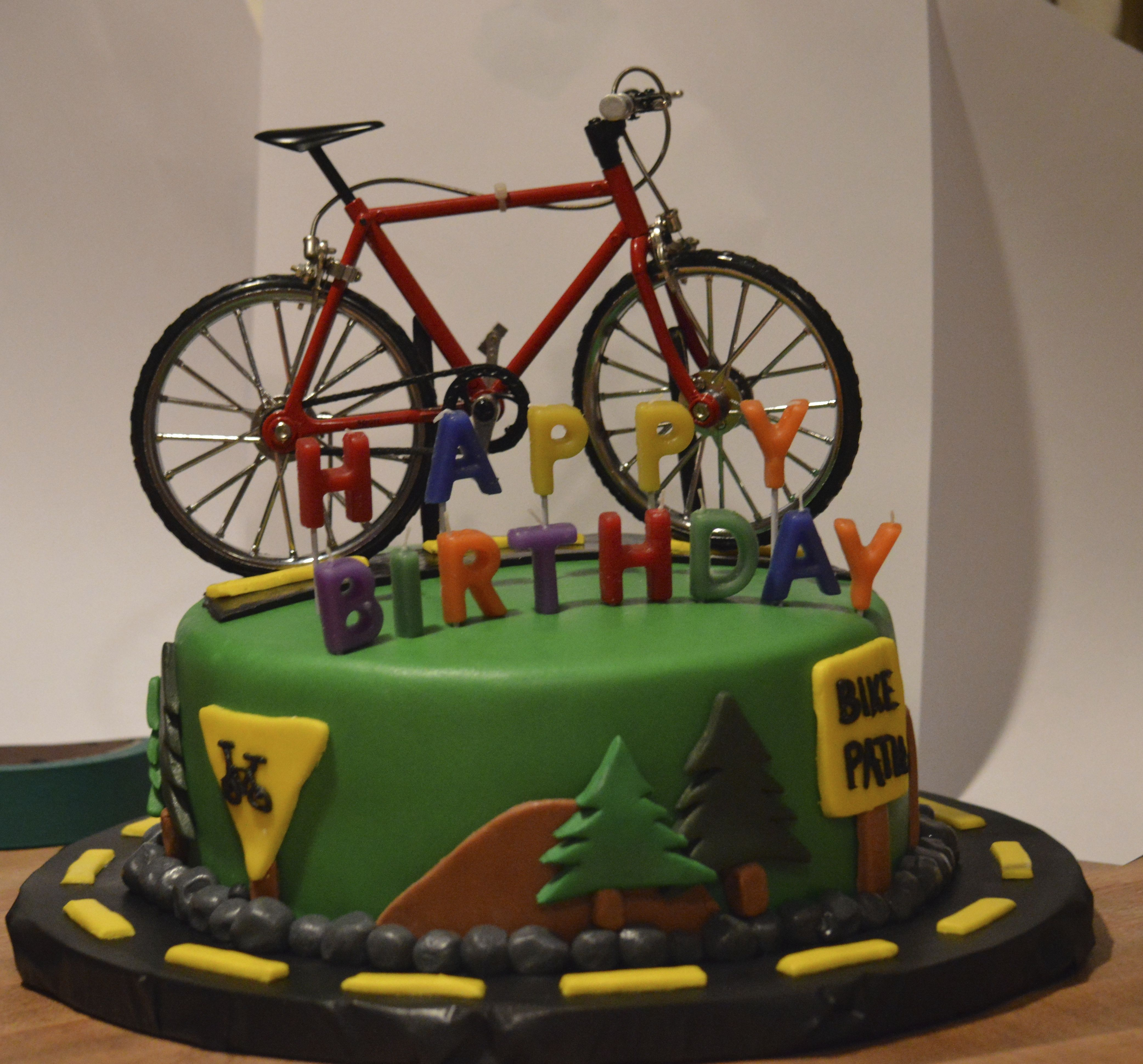Поздравления для велосипедиста