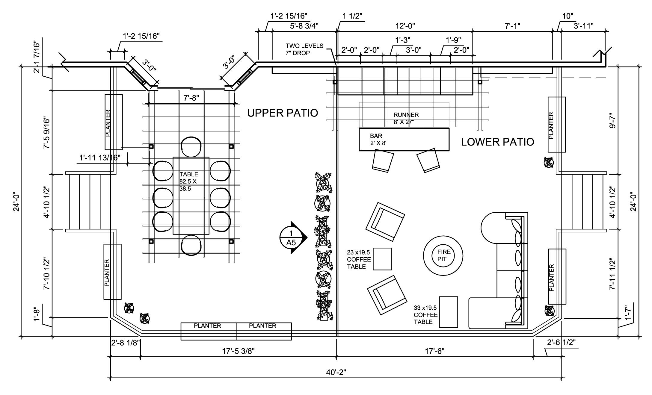 Patio Furniture Space Planning Patio Furnishings Furniture Layout Space Planning