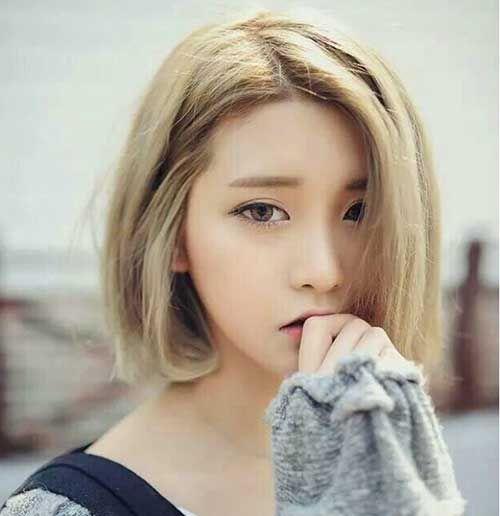 10 Korean Bob Haircut Bob Haircut And Hairstyle Ideas Hair Styles Asian Hair Short Hair Styles