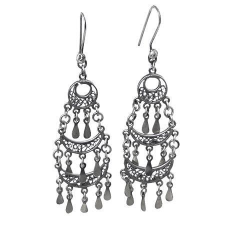Belly Dance Earrings Egyptian Symbols Pinterest Sterling