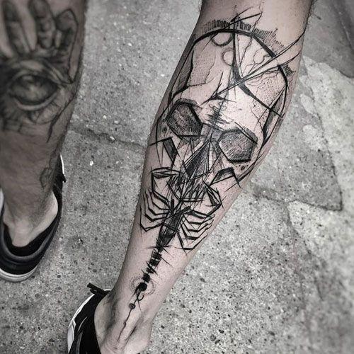 125 Best Leg Tattoos For Men Cool Ideas Designs 2020 Guide Leg Tattoo Men Best Leg Tattoos Tattoos For Guys Badass