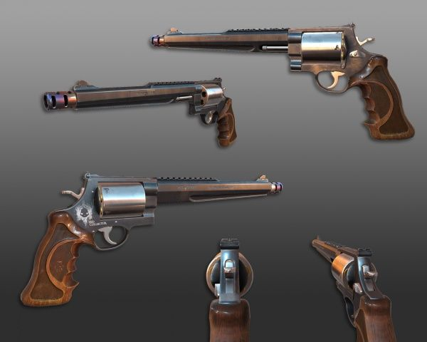 Pin On Weapons Augmentations