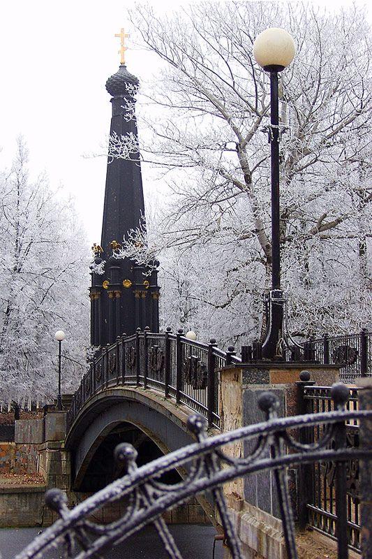 winter in Smolensk