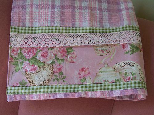 Tea Towel Tea Towels Pink Towel Roses Towel Pink Towels Pink Tea Towels Tea Towels