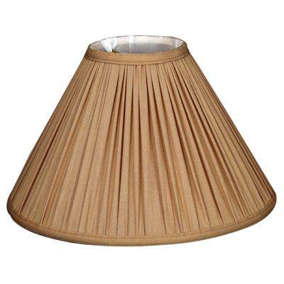 Alcott Hill 20 Quot Silk Empire Lamp Shade Shades Light
