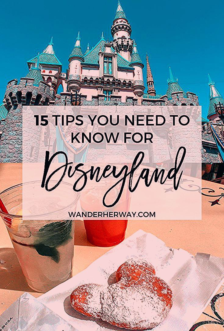 Photo of 15 Disneyland Tips You Need to Know – Wander Her Way