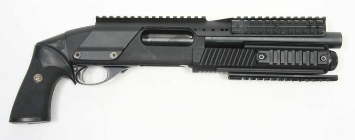 Replica Sawed-Off Remington 870 | The Specialists LTD | The Specialists, LTD.