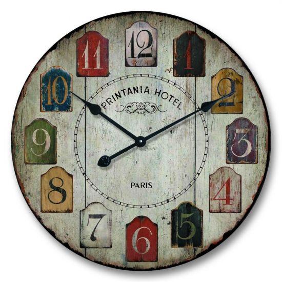 Clocks Online Buy Clocks Online Wall Clocks Clock Online Shop Wall Clock Paris Wall Clock Vintage Clock