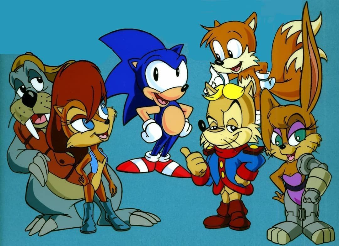 sonic satam is 25 today way past cool time to go listen to fastest