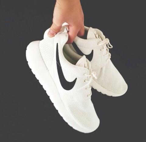7c8bed76db09 ... australia shoes nike roshe run nike roshe runs white with black tick  sneakers nike sneakers nike