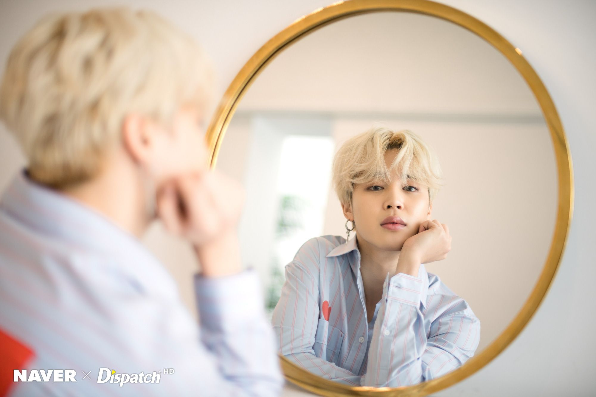 Jimin - White Day special photo shoot by Naver x Dispatch ...