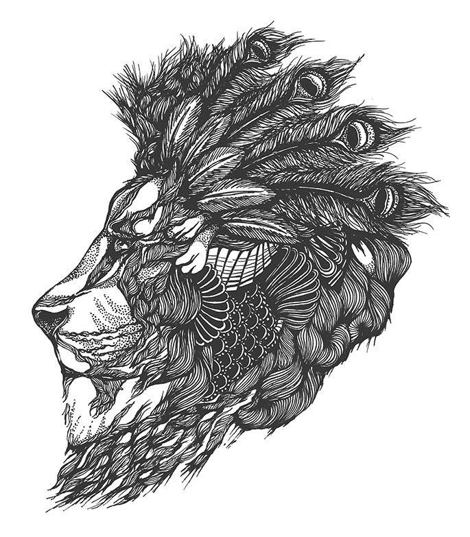 Illustration, Pen Art