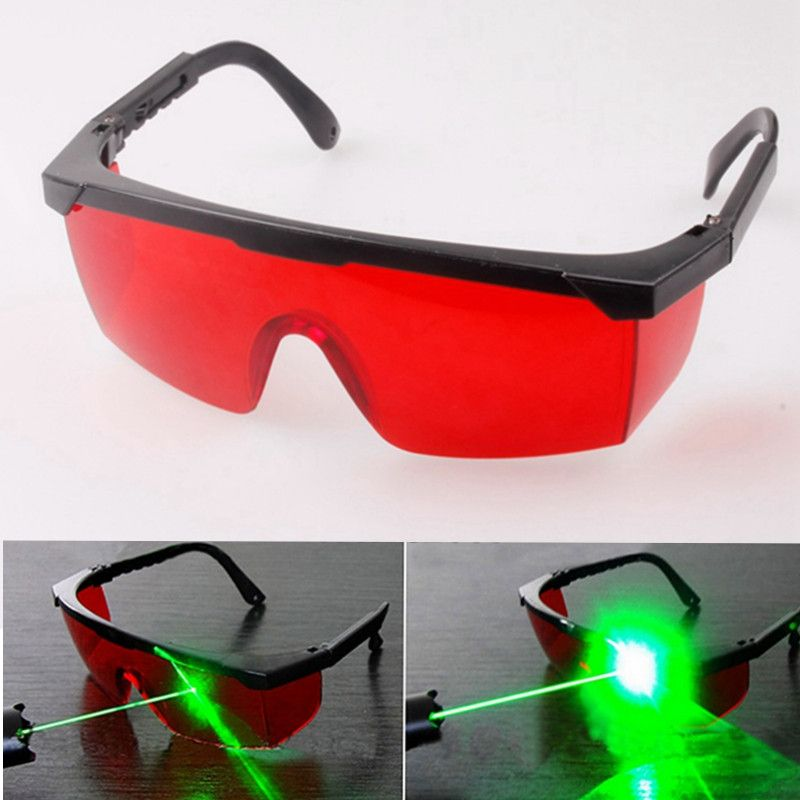 New all round absorption red laser protection glasses for 532nm new all round absorption red laser protection glasses for 532nm green light laser pointer hot aloadofball Choice Image