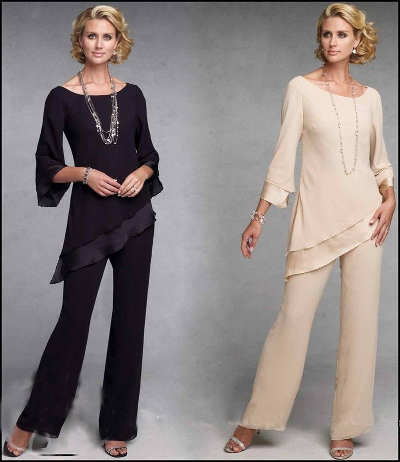 290f84f052 Mother of the bride pant suits, One of the best designers for formal ...