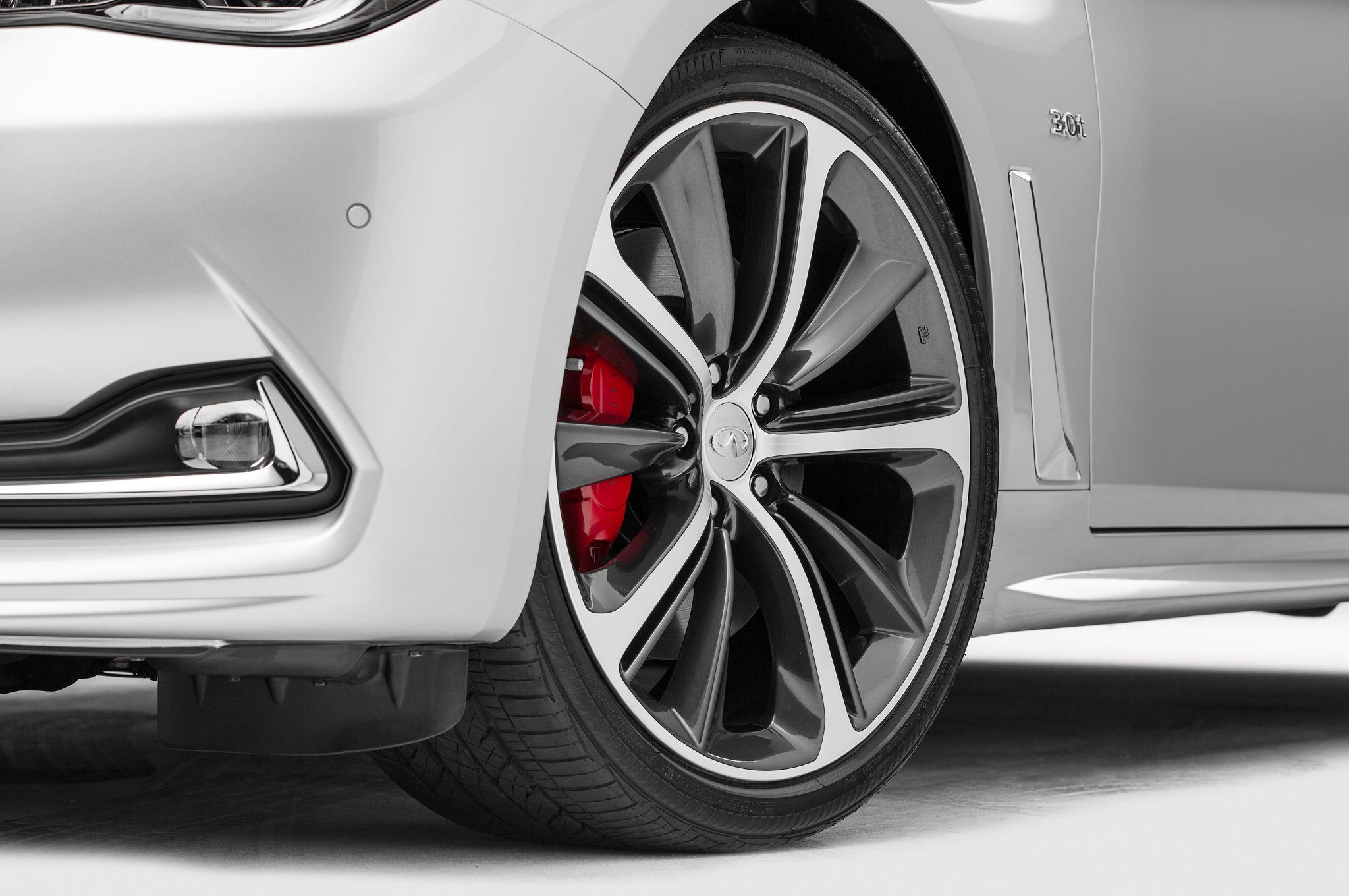 2017-Infiniti-Q60-Coupe-wheels.jpg (2048×1360) | Wheels | Pinterest